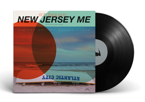 New Jersey Me [Vinyl audiobook] by Rich Ferguson