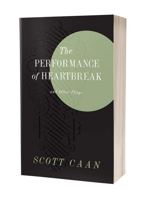 The Performance of Heartbreak [Signed] by Scott Caan