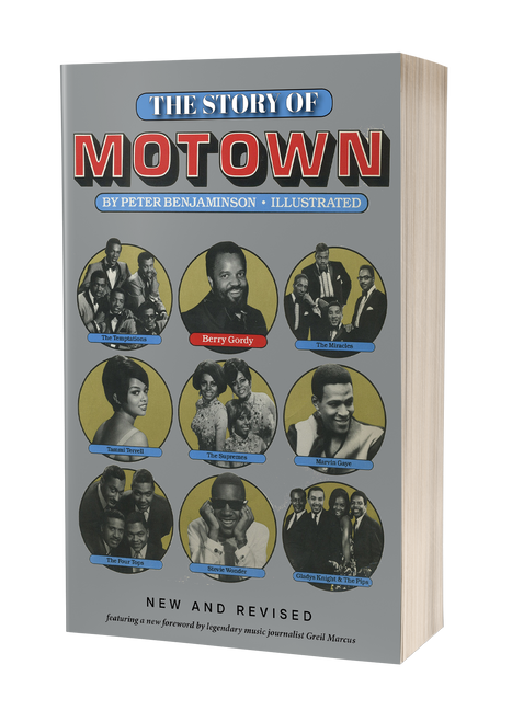 The Story of Motown by Peter Benjaminson