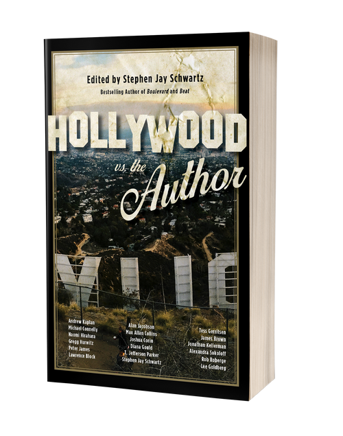 Hollywood Vs. The Author edited by Stephen Jay Schwartz