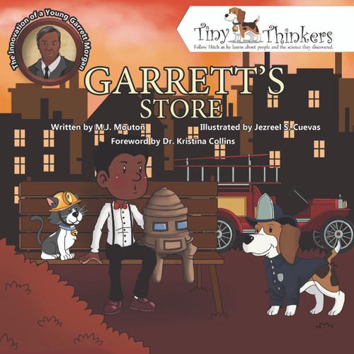 Garrett's Store: The Ingenuity of a Young Garrett Morgan by M. J. Mouton