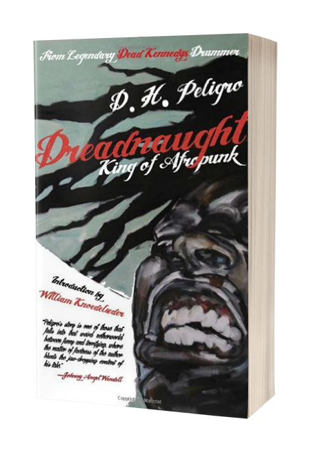 Dreadnaught by D. H. Peligro