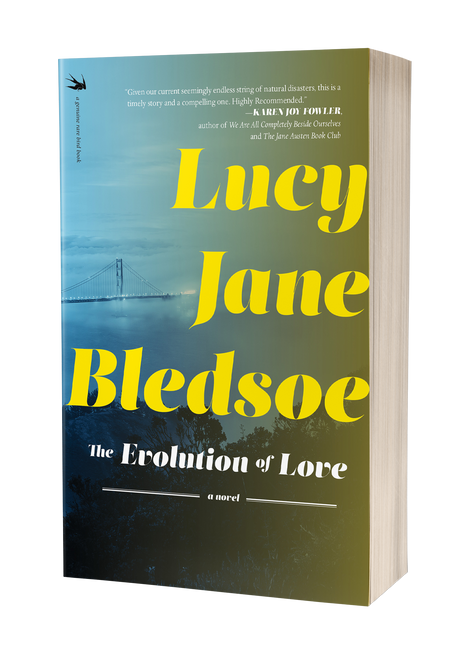 The Evolution of Love by Lucy Jane Bledsoe