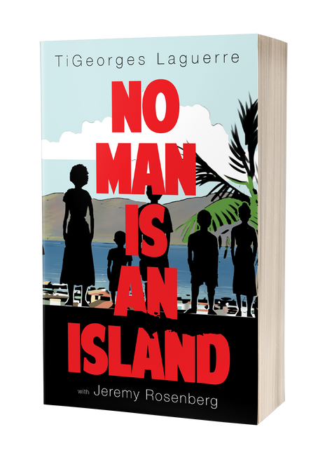 No Man is an Island by TiGeorges Laguerre