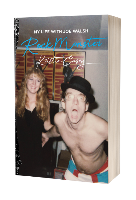 Rock Monster [paperback] by Kristin Casey