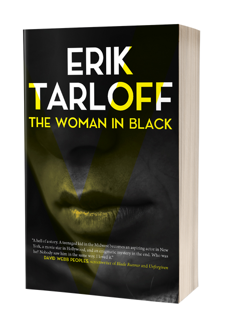 The Woman in Black [paperback] by Erik Tarloff
