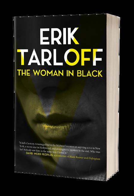 The Woman in Black [paperback] by Erik Tarloff