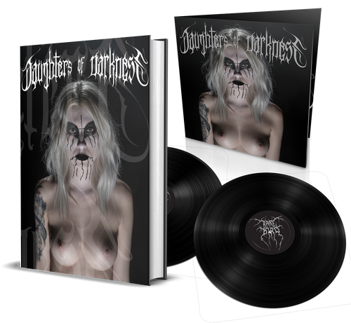 Daughters of Darkness—Standard Edition Bundle + 2xLP [Signed] by Jeremy Saffer