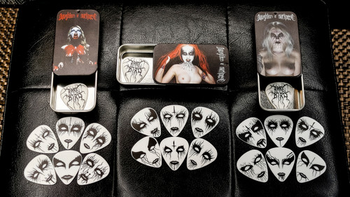 Daughters of Darkness Guitar Pick Tins