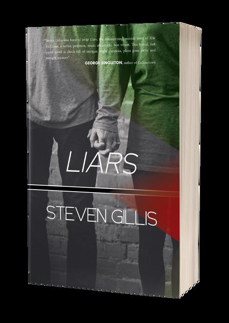 Liars [paperback] by Steven Gillis