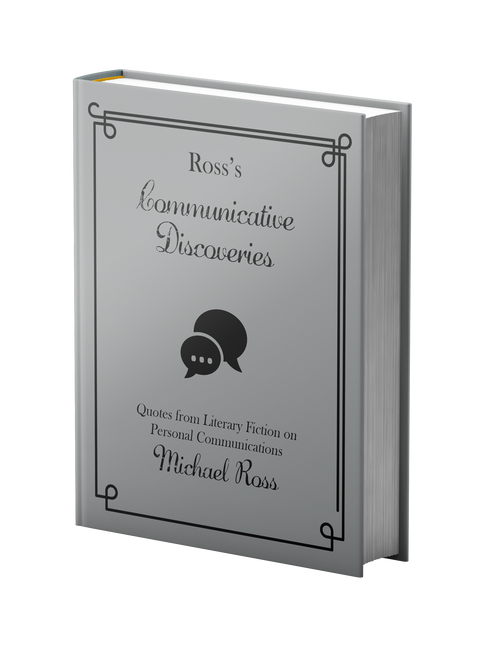 Ross's Communicative Discoveries by Michael Ross