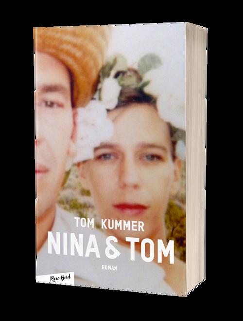 Nina + Tom by Tom Kummer