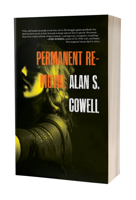 Permanent Removal by Alan S. Cowell