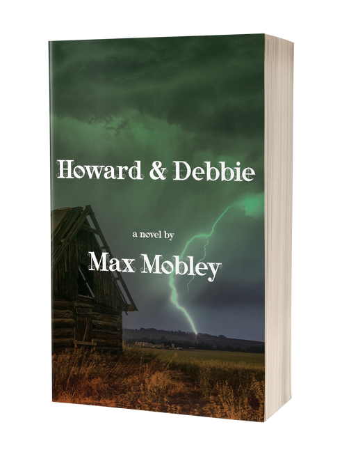 Howard & Debbie by Max Mobley