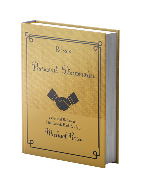 Ross's Personal Discoveries by Michael Ross