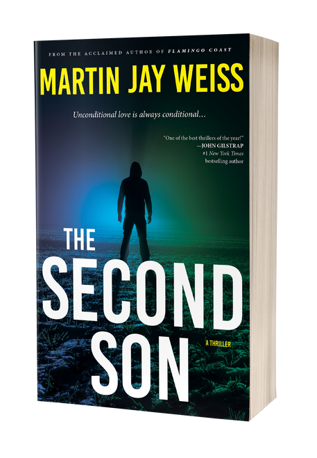 The Second Son by Martin Jay Weiss