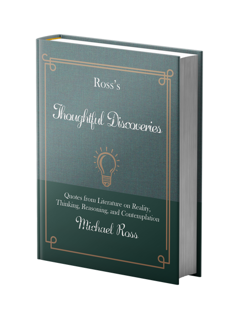 Ross's Thoughtful Discoveries by Michael Ross
