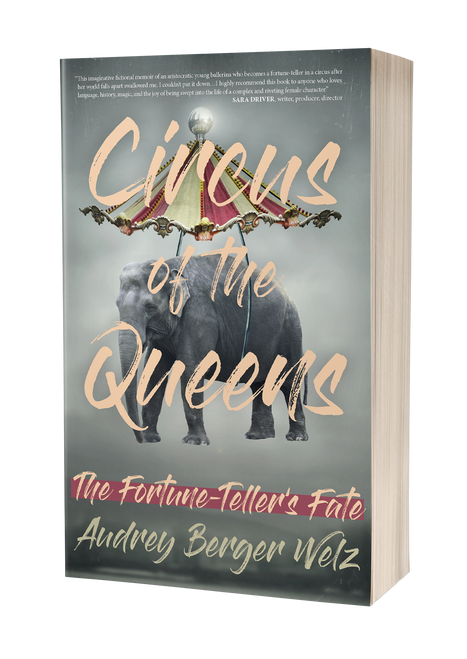 Circus of the Queens: The Fortune Teller's Fate by Audrey Berger Welz