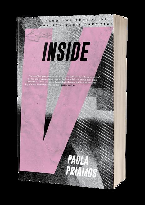 Inside V by Paula Priamos