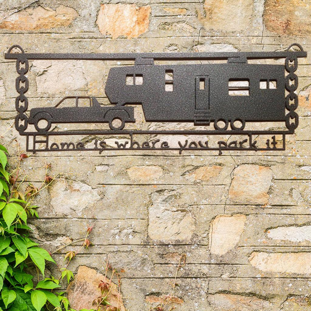 Home Sweet Fifth Wheel Sign (K2)