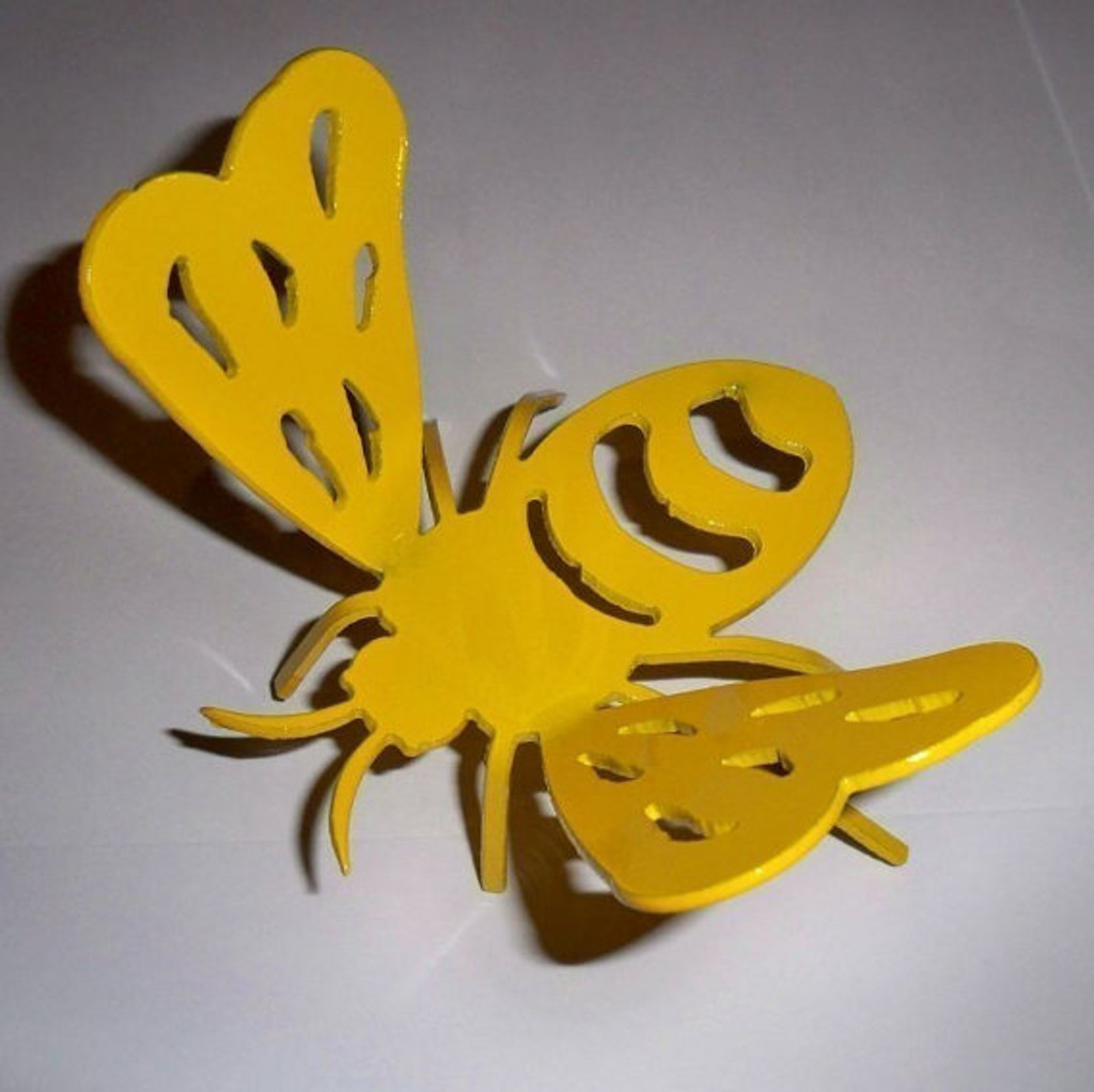 Bumble Bee Garden Figurine (X13)