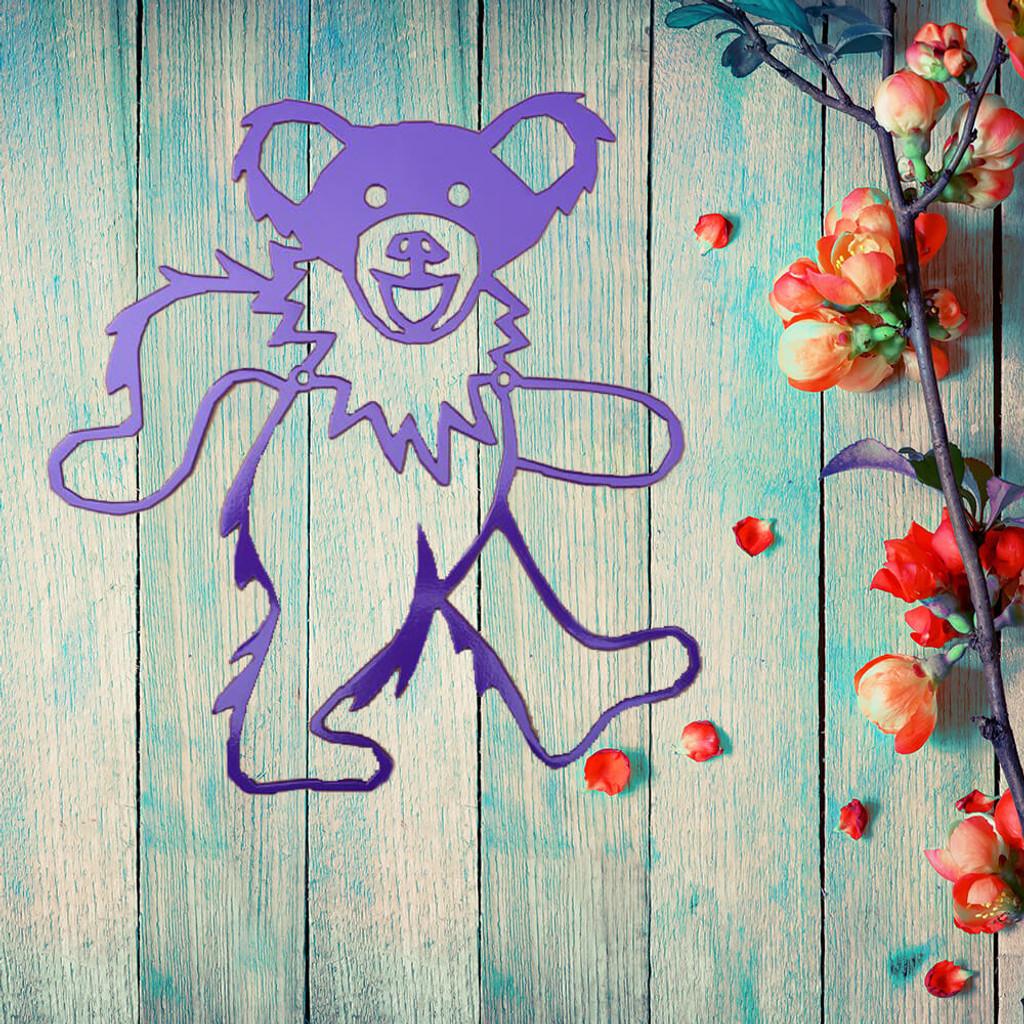 Grateful Dead Dancing Bear (P14)