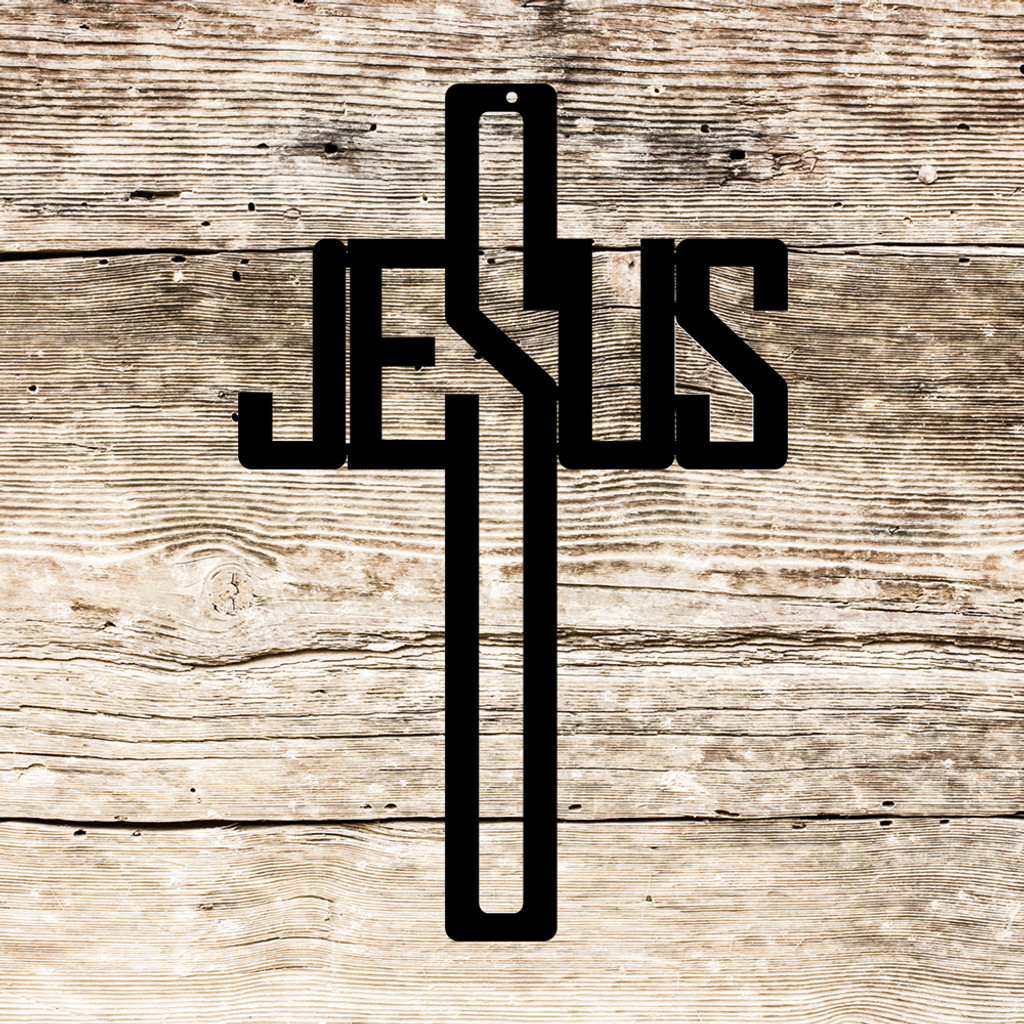 Jesus Cross ( E43 )