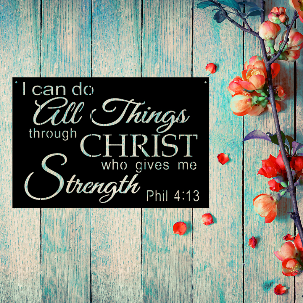 I Can Do All Things Through Christ (E49)