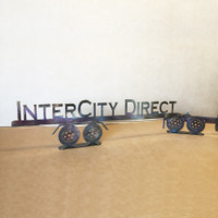 Peterbilt Semi w/ Personalized Tractor Trailer (B22)