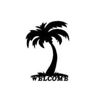 Welcome Palm Tree (O6)