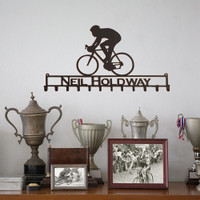 Bicyclist Racing Medal Holder – Male (O30)