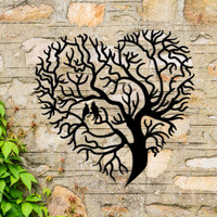 Tree of Life Heart ( E47 )