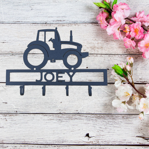 Small Tractor Key Holder (G17)