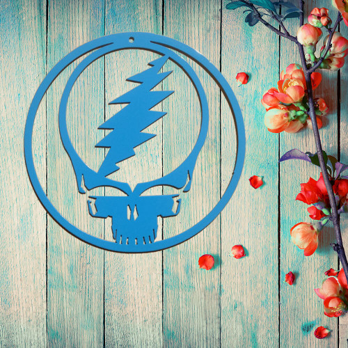 "Grateful Dead ""Deadhead"" Wall Art (Z)"