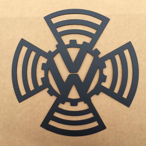 VW Metal Wall Art (D0)