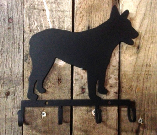 Blue Heeler Key Holder Metal (Y7)