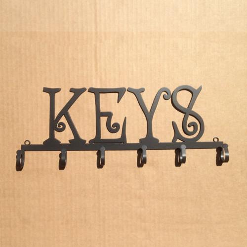 Key Holder Metal 6 Hooks (J21)