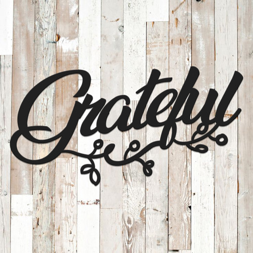Grateful Metal Wall Art (G34)