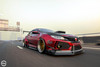 Max Level Tenth Gen Civic Hatchback Widebody Kit