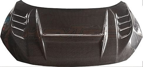 Kevmannz KevTEC Carbon Fiber Hoods - style 7