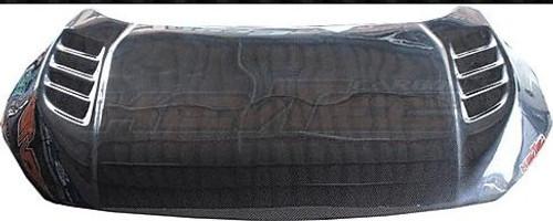 Kevmannz KevTEC Carbon Fiber Hoods - style 8