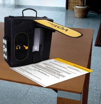 VOX Box voorleesapparaat