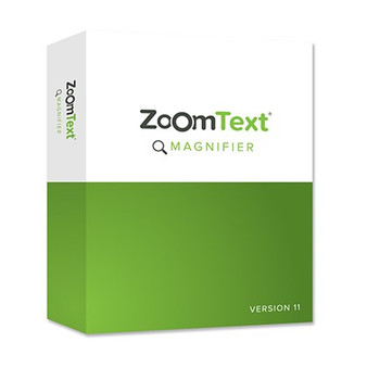 ZoomText Vergroter