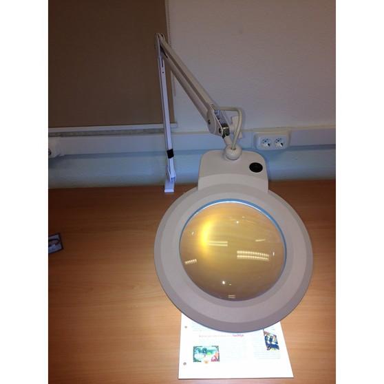 Belvédère dimbare loeplamp 3D rond