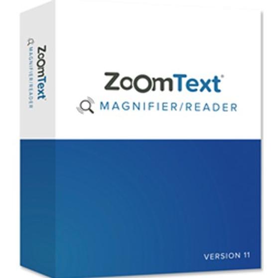 ZoomText Vergroter Lezer