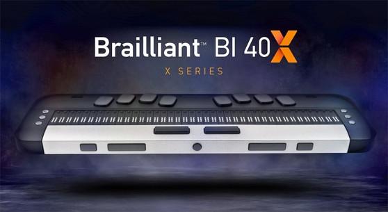 Brailliant BI 40X