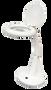 Ronde tafelloeplamp LED 3D/8D