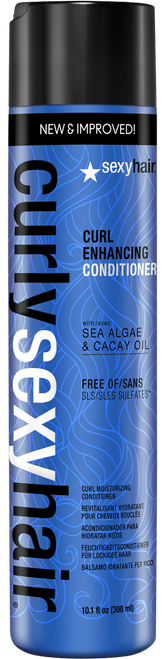 Curly Sexy Hair Curl Enhancing Conditioner 10.1oz