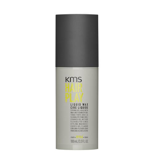 KMS HAIRPLAY Liquid Wax 3.3oz