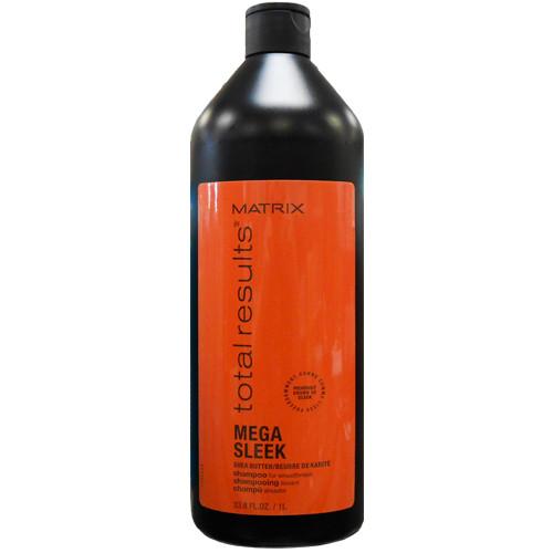 mega sleek shampoo